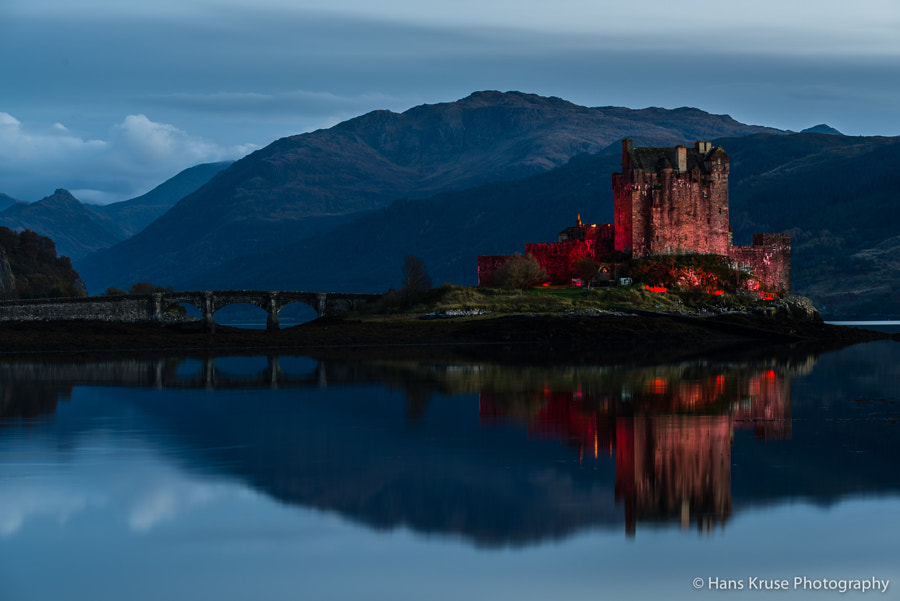 This photo was shot during a research trip to Scotland in October 2014.