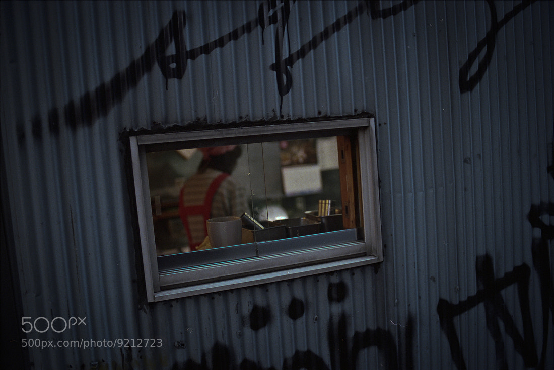 Photograph small window by Nobuo Furuhashi on 500px