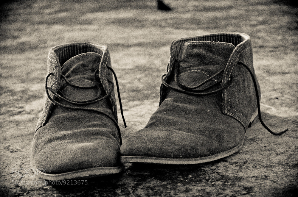 Photograph shoes make noise when i walk by hemant mr on 500px