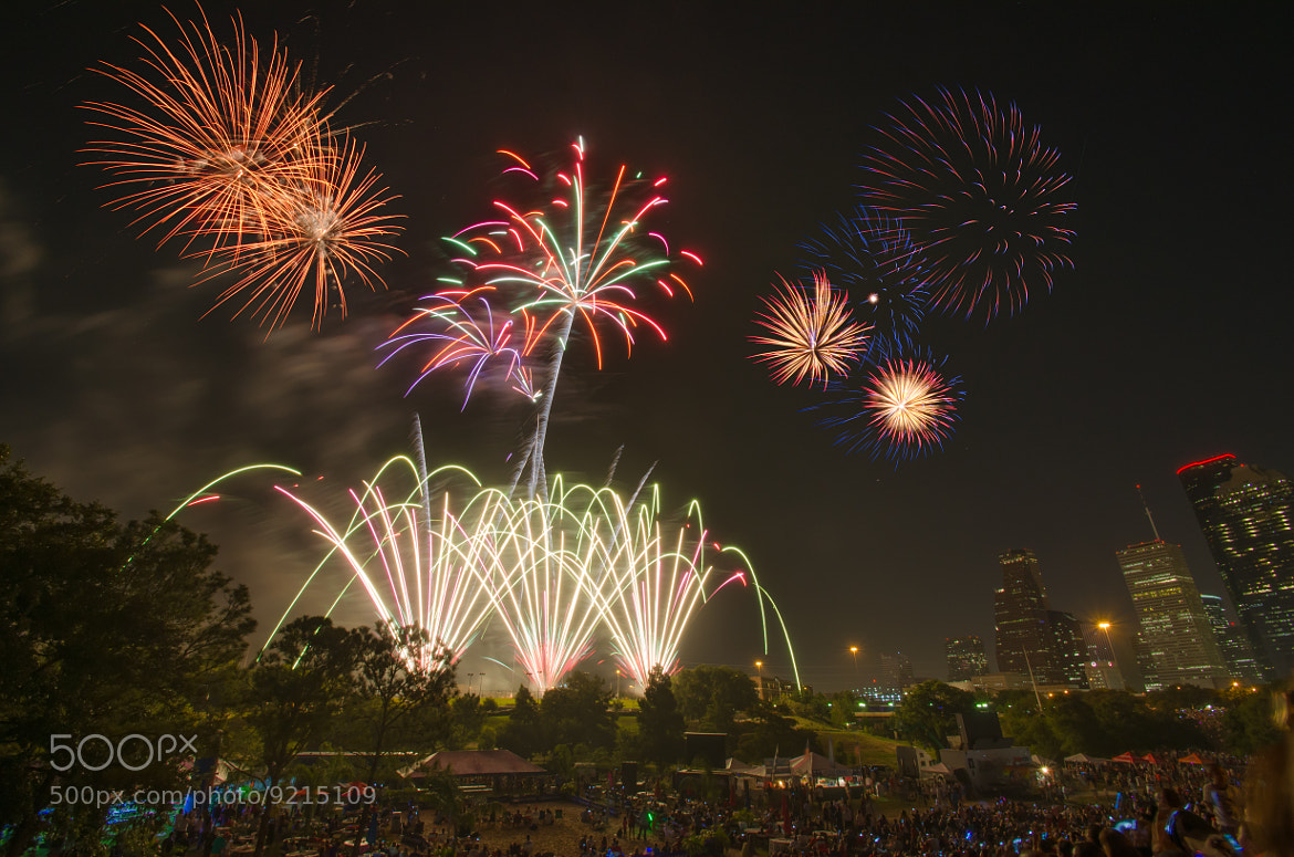 Photograph Freedom Over Texas fireworks by Sergio Garcia Rill on 500px