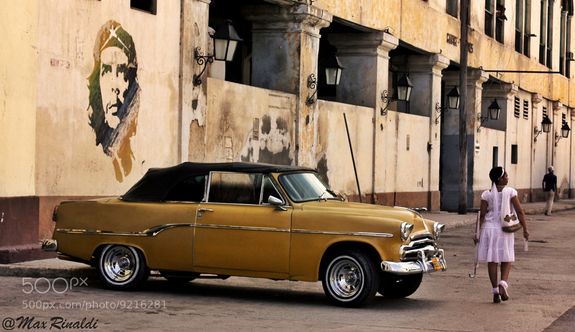 Photograph La Havana by Max Rinaldi on 500px