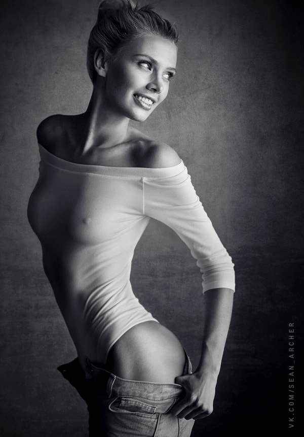 Olga by Sean Archer on 500px.com