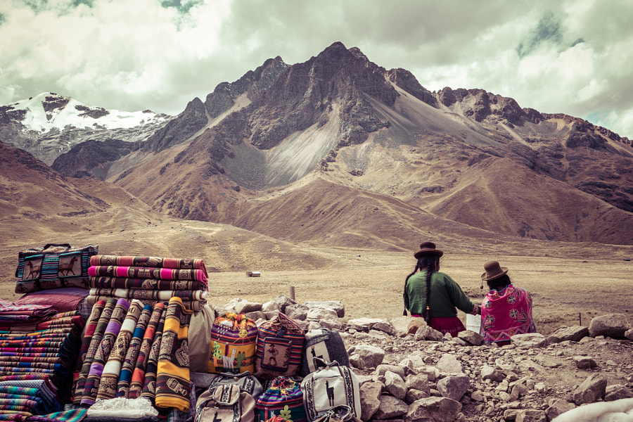 Photograph The Andes and its People by Aaron Palabyab on 500px