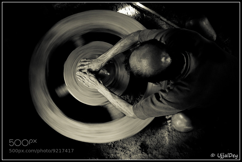 Photograph Life & Wheel by Ujjal Dey on 500px