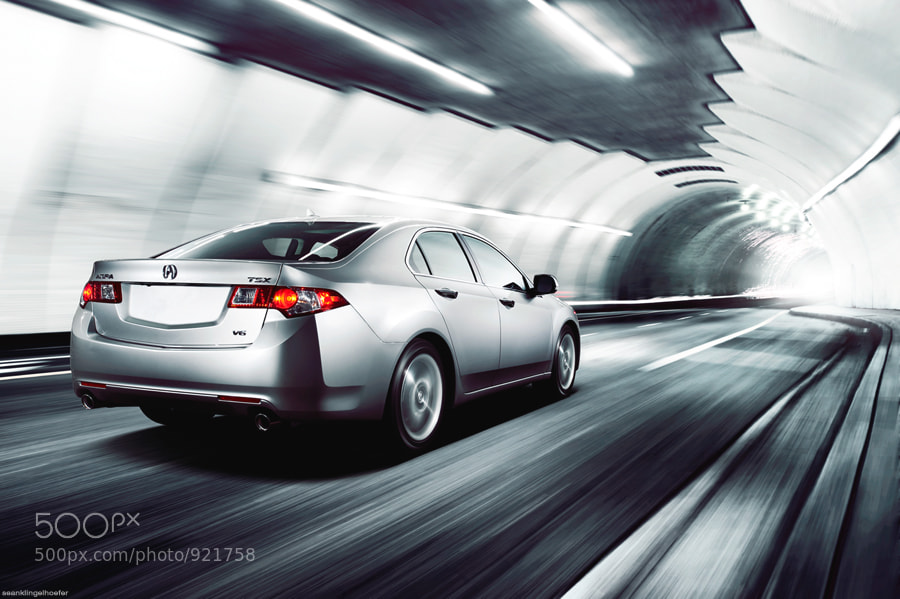 Photograph 2010 Acura TSX - VirtualRig by Sean Klingelhoefer on 500px