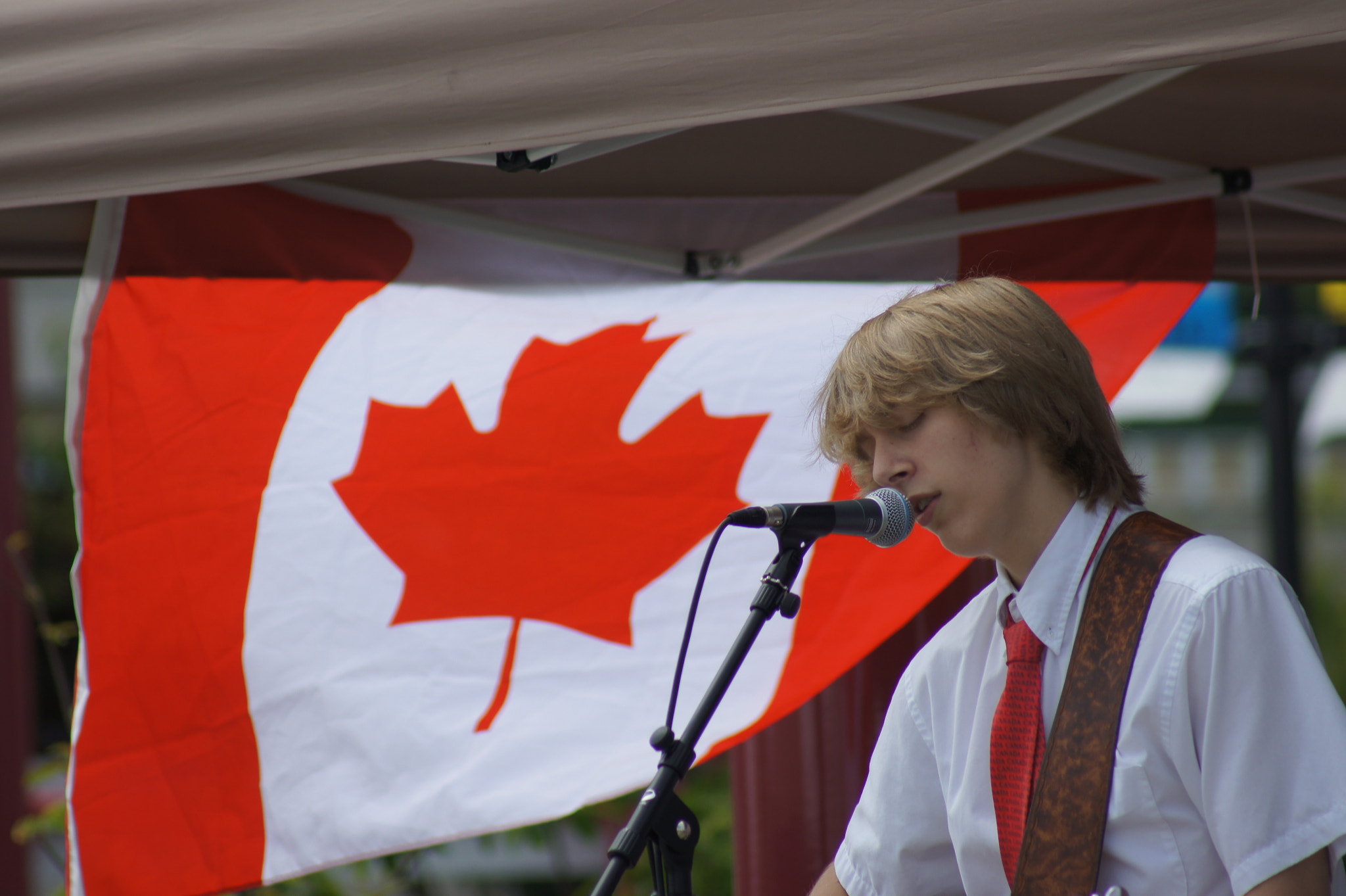 Photograph Canada Day Entertainment by Katherine Blake on 500px