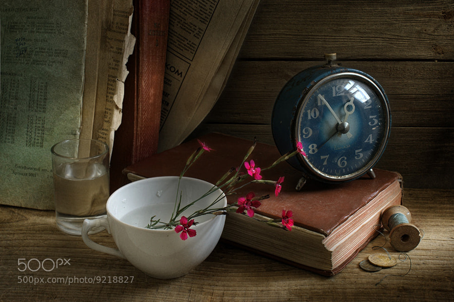 Photograph Timepiece. by Elena Kolesneva on 500px