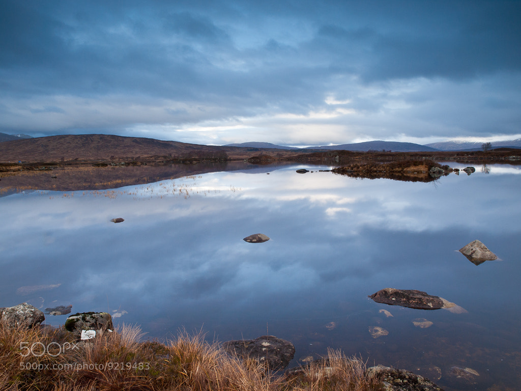 Photograph Loch Ba, Morning by Keith Muir on 500px