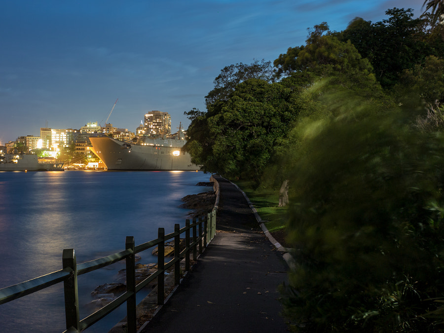 Photograph Woolloomooloo Bay Sydney Australia by Travis Chau on 500px