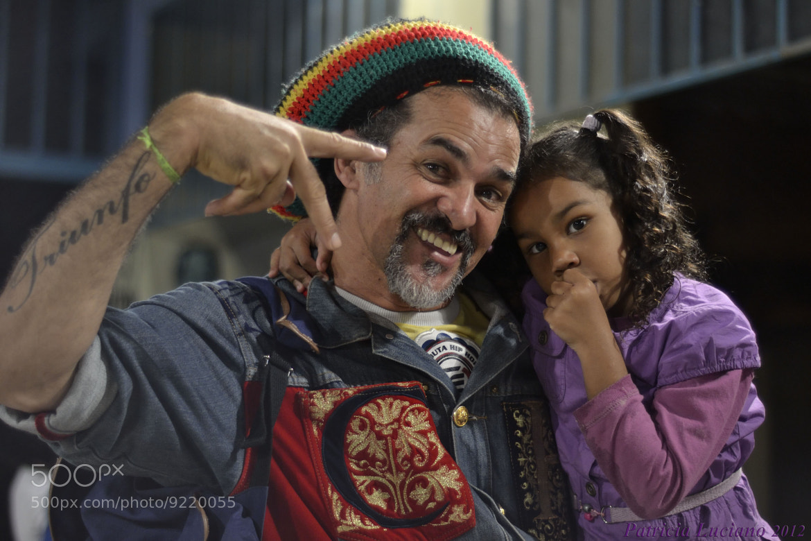 Photograph Nelson Triunfo- Casa do Hip Hop by Patricia Luciano on 500px