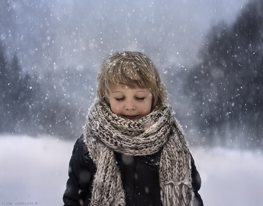 let it snow de Elena Shumilova en 500px.com