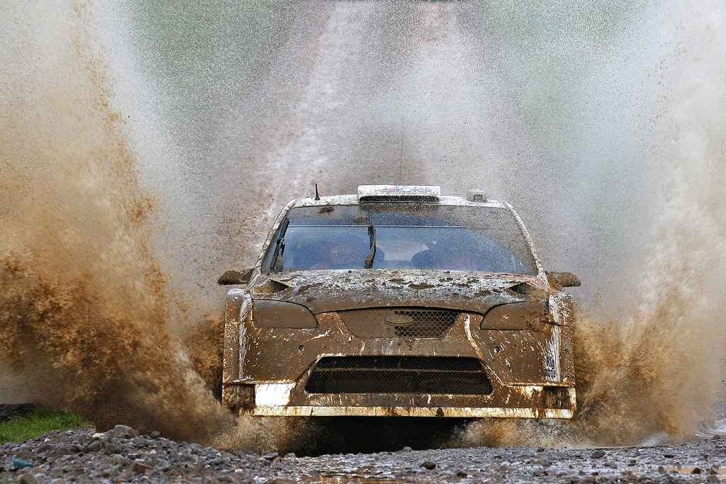 Photograph Peter Stephenson / Jim Burns - Ford Focus WRC by Rhodri Lewis on 500px