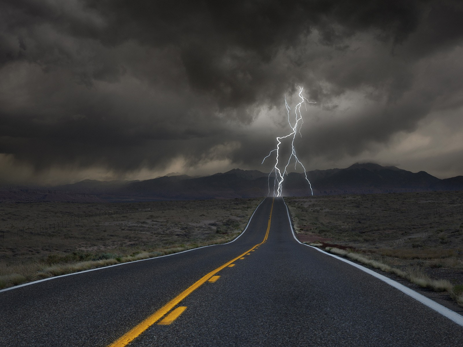 Photograph Road to thunder by Azeez  G ~ on 500px