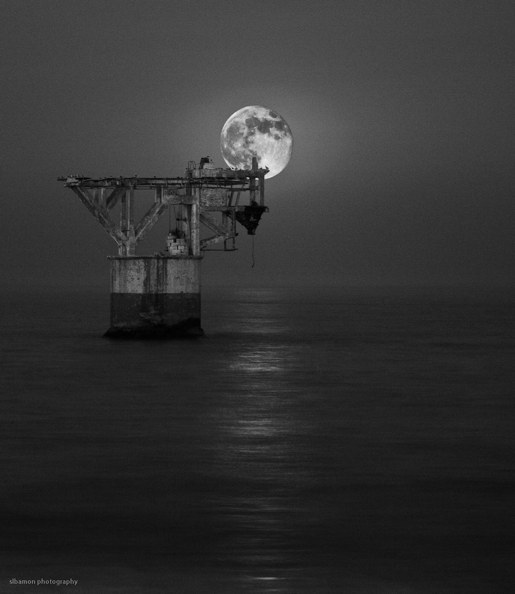 Photograph Luna llena by Stacy Bamon on 500px