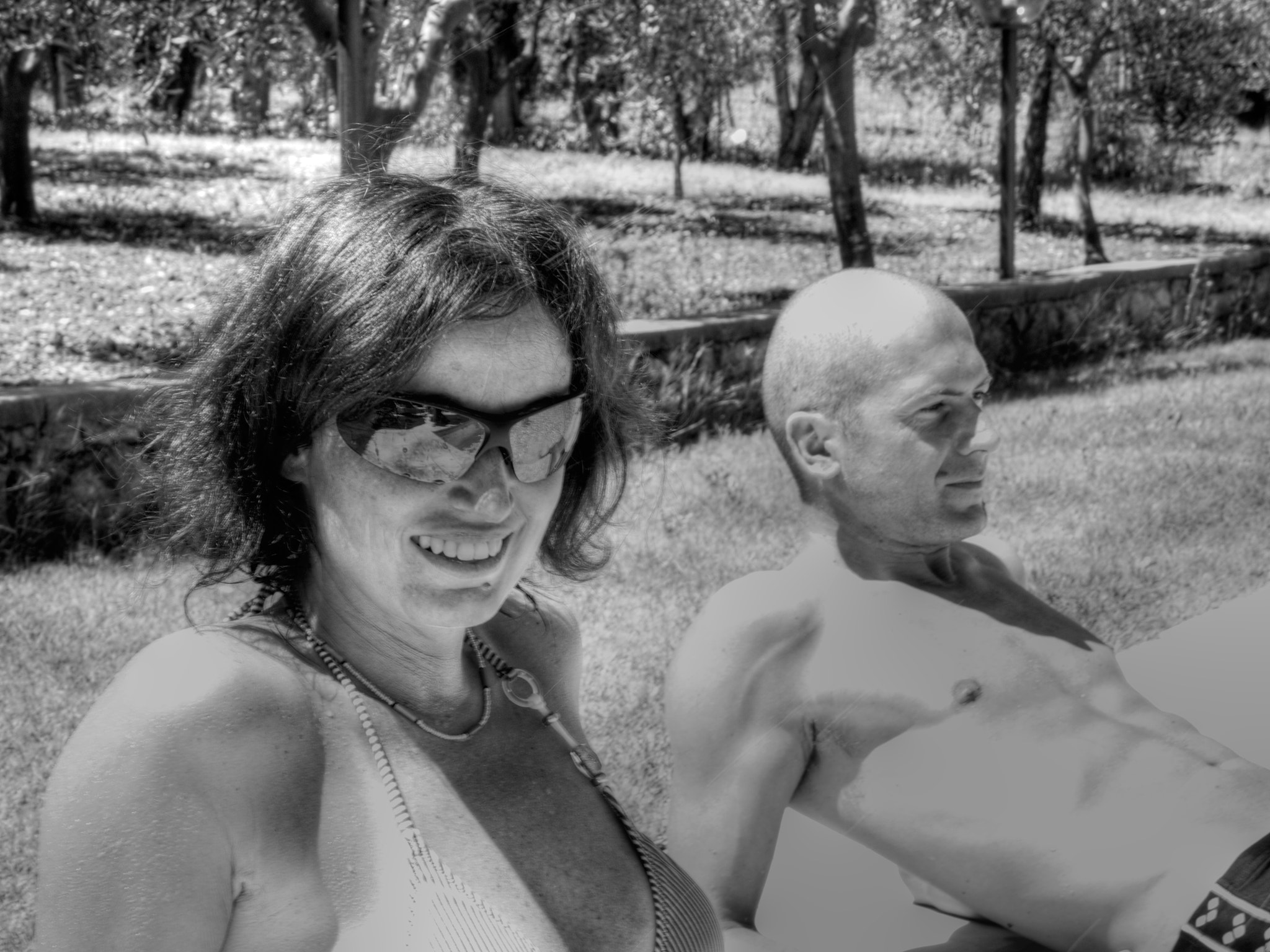 Photograph my brother and his wife by Clay Bass on 500px