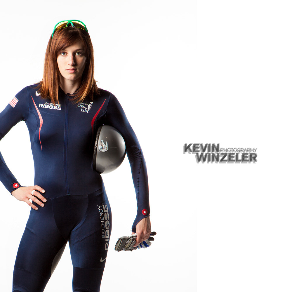 Photograph Olympic Silver Medalist - Portrait: Katherine Reutter by KevinWinzeler.com  ~ sports, lifestyle on 500px