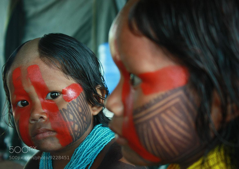 Photograph Kayapó People by Guilherme Carvalho on 500px