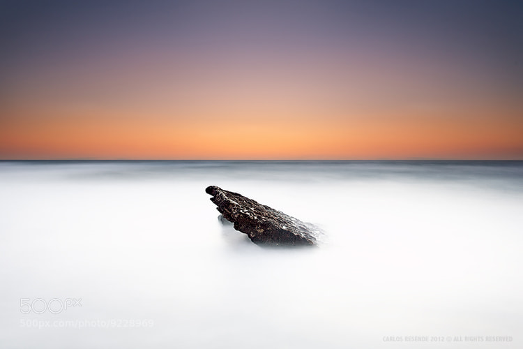 Photograph Slow Sinking by Carlos Resende on 500px
