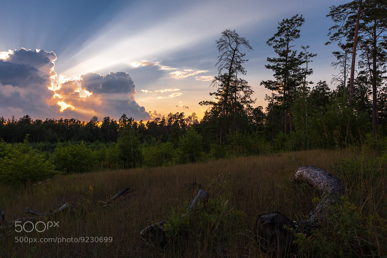 Photograph sunset by Vlad Ovsianyk on 500px