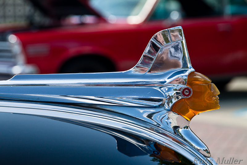 Photograph Pontiac Hood Ornament by Russ Muller on 500px