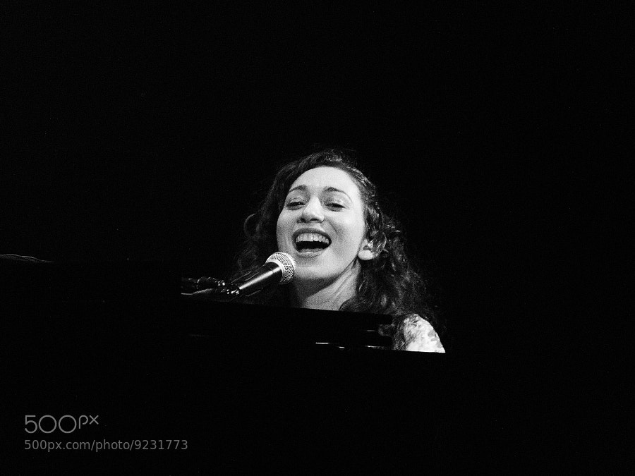 Photograph Regina Spektor by Juanlu Fajardo on 500px