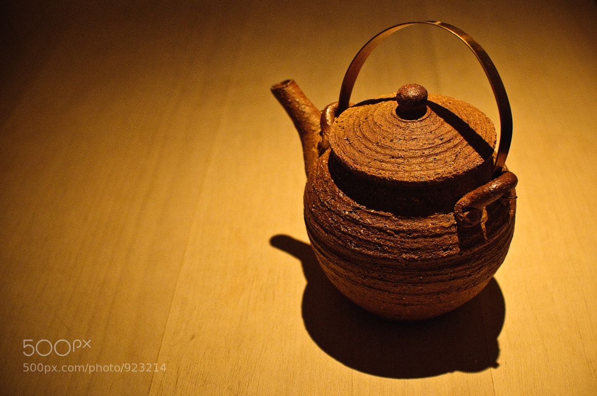 Photograph tea pot by hurworld on 500px