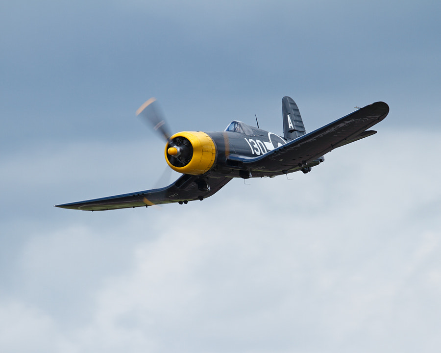 Corsair @ Duxford Legends