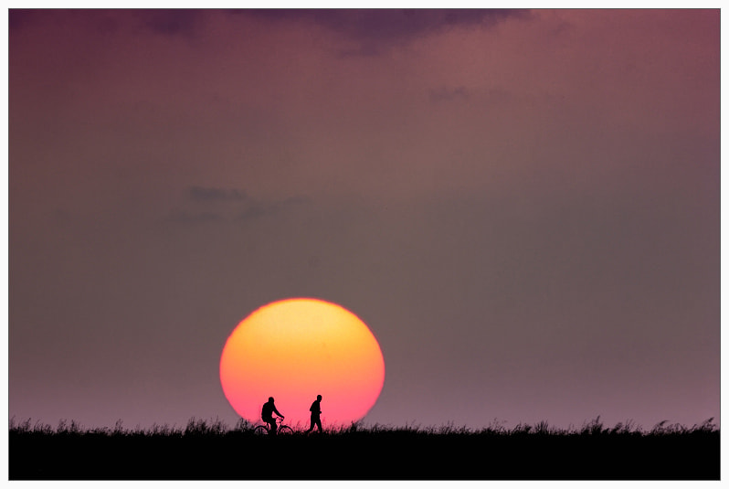 Photograph keep running man by Graziano Racchelli on 500px