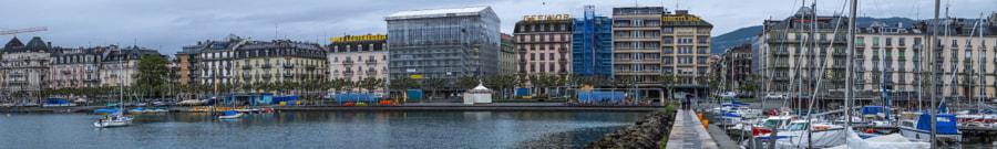 Geneva, a panorama