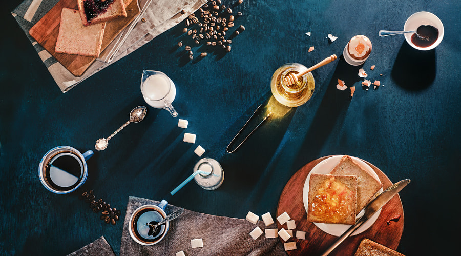 Breakfast under the North Star (Endless Book) by Dina Belenko on 500px.com