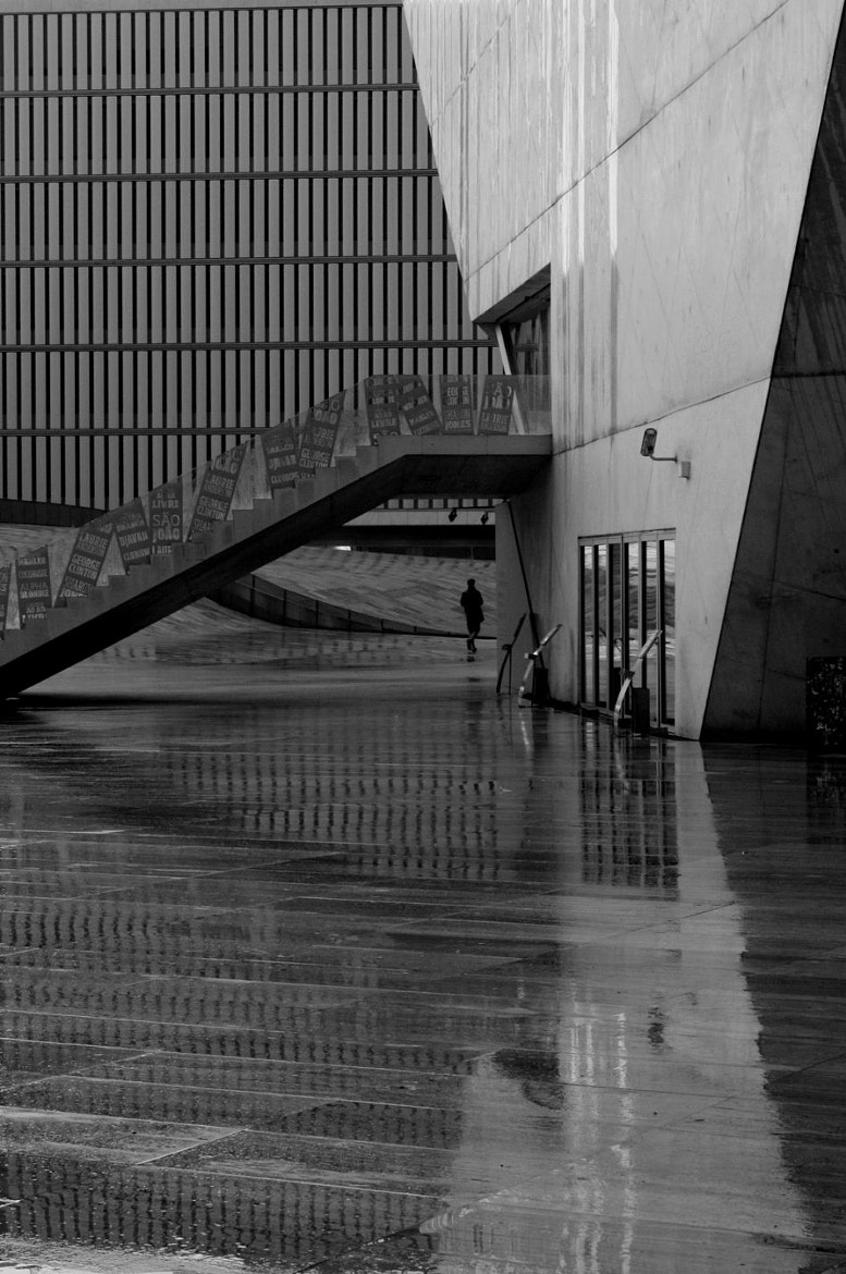 Photograph Reflecting on Architecture by Nuno Monteiro on 500px