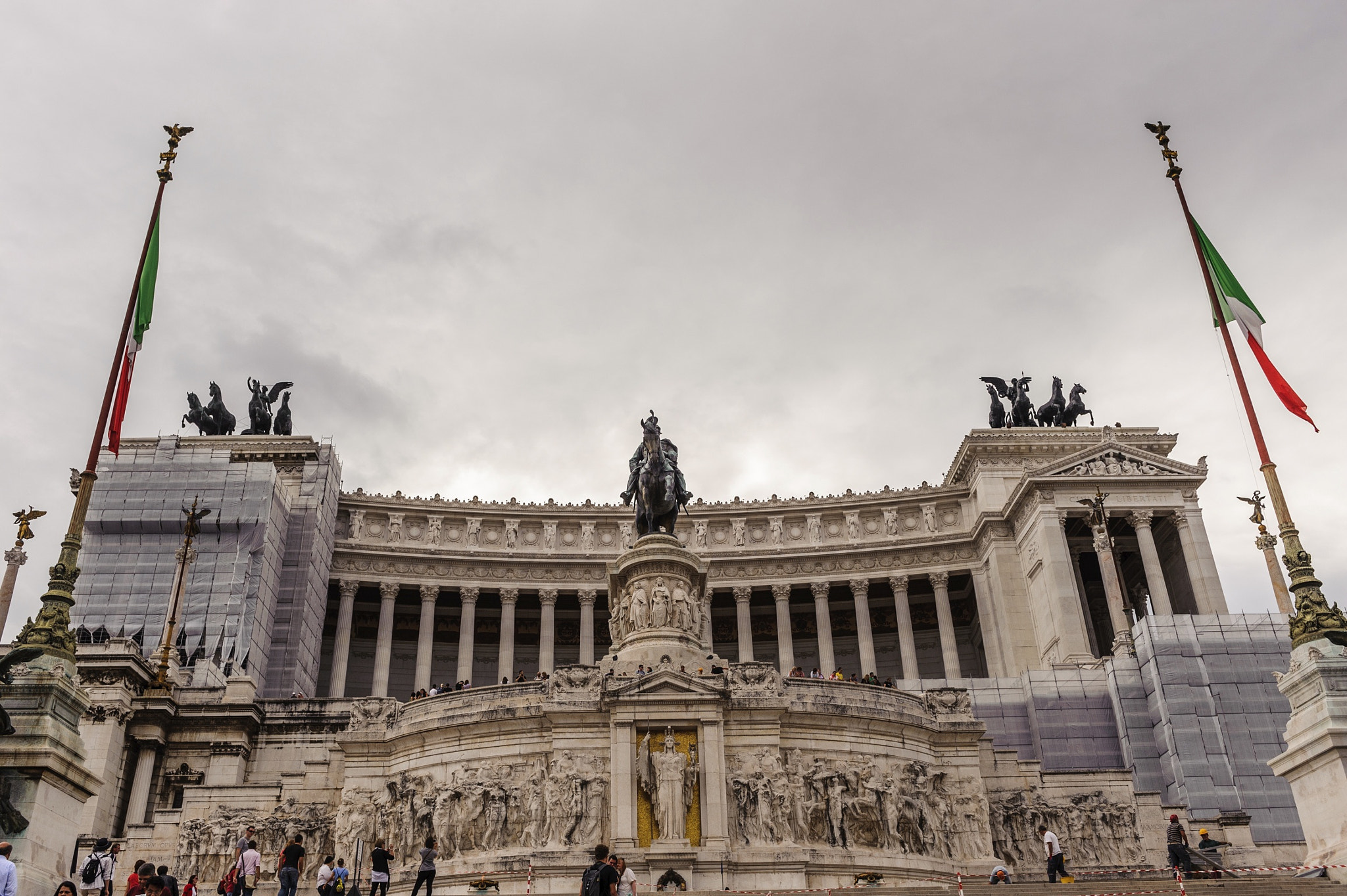 Photograph Central Rome by Mark Ellison on 500px