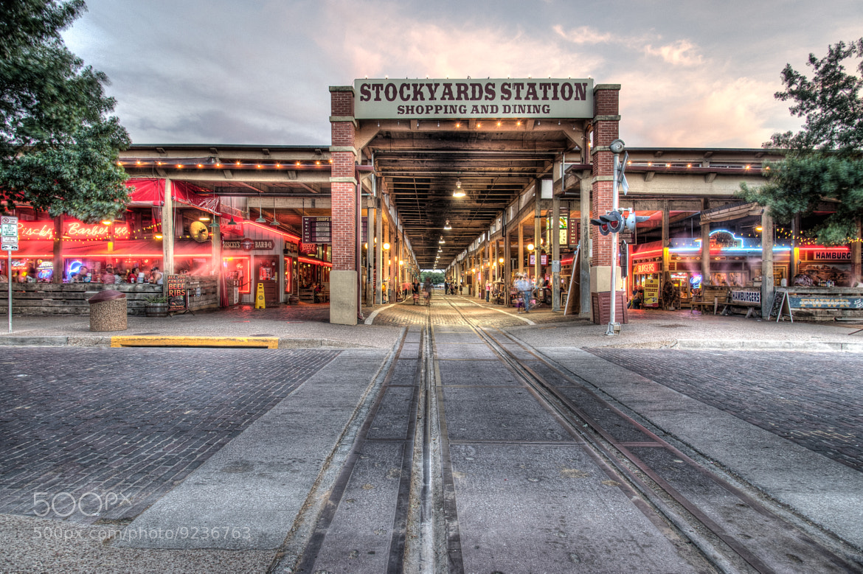 Photograph Stockyards Station by Gray Kinney on 500px