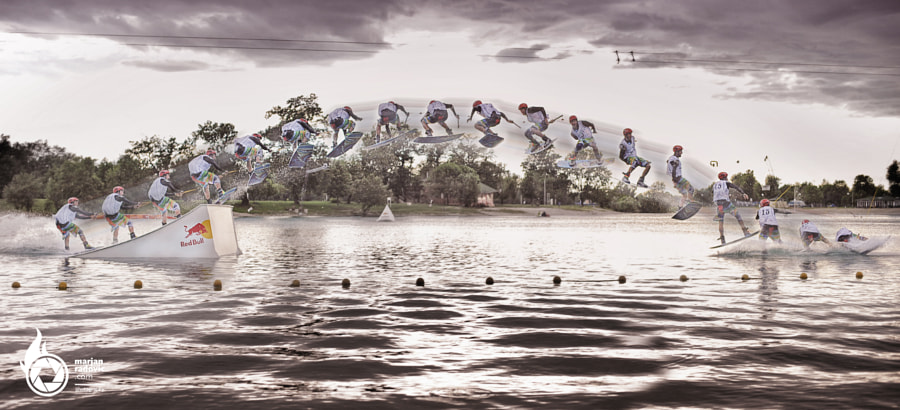 """Wakeboarding"" by Marjan Radovic on 500px.com"