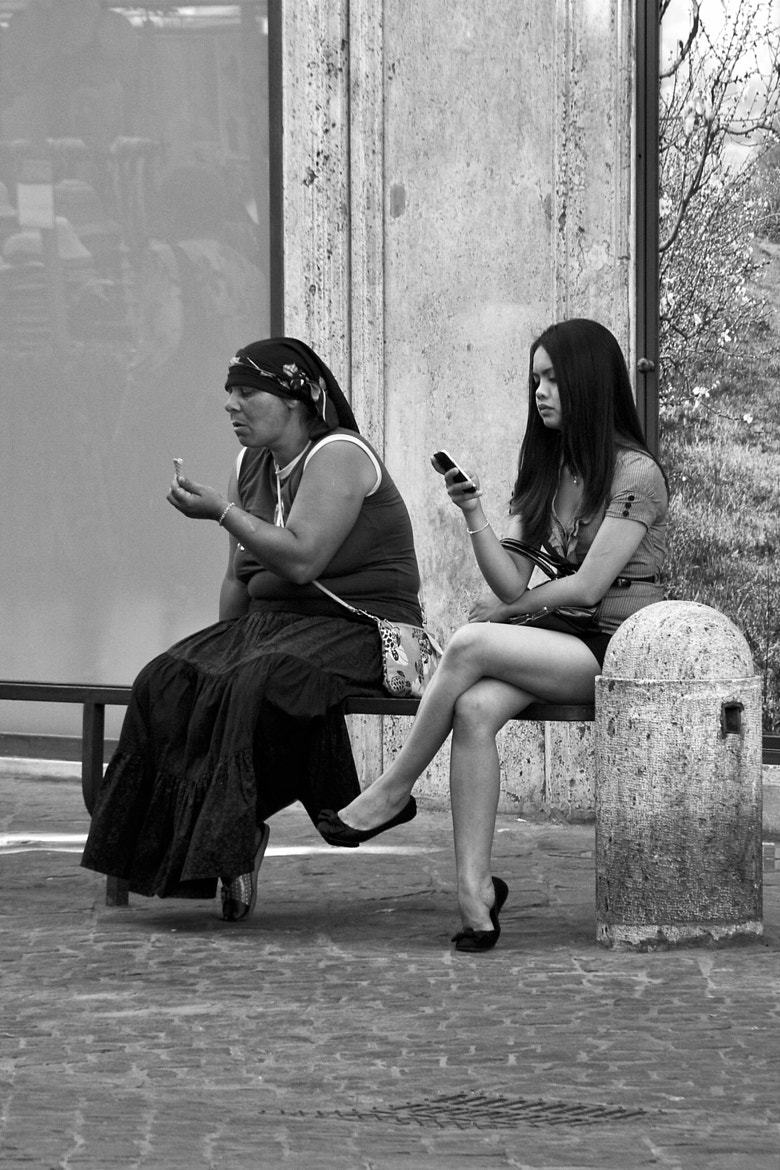 Photograph Different women by Massimo Renzi on 500px