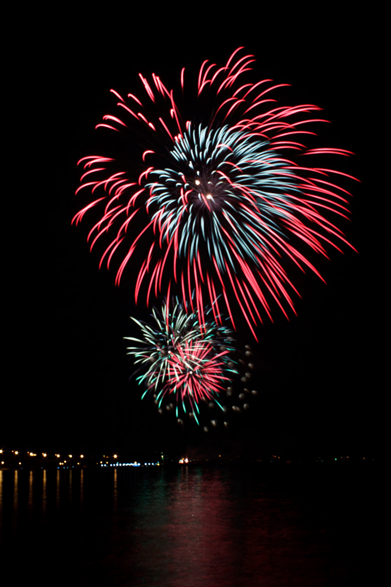 Photograph More Fireworks by Bob Fisher on 500px