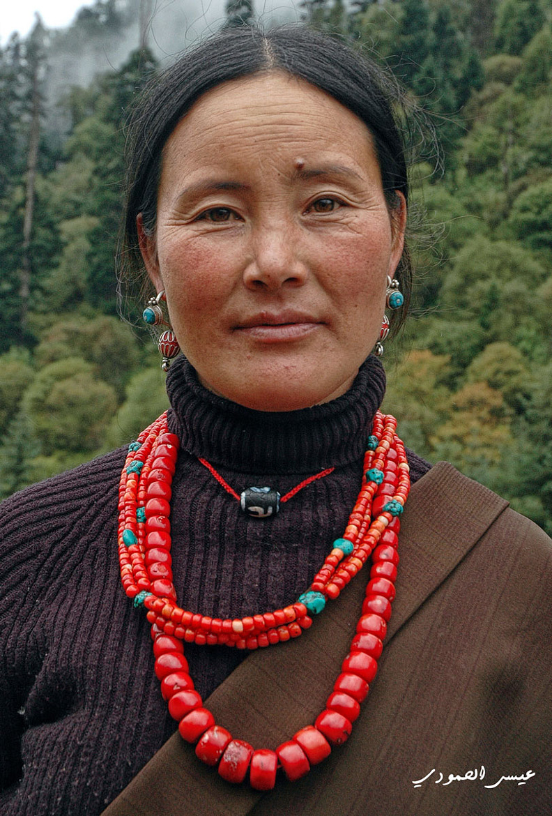 Photograph A woman from China by eissa alhemodi on 500px