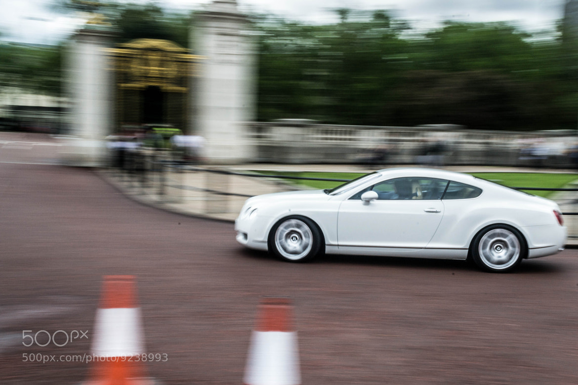 Photograph Bentley  by Hooman  Toloue on 500px