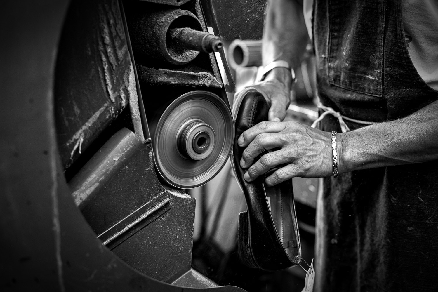 Photograph Shoe Finishing by Jerry Fleury on 500px