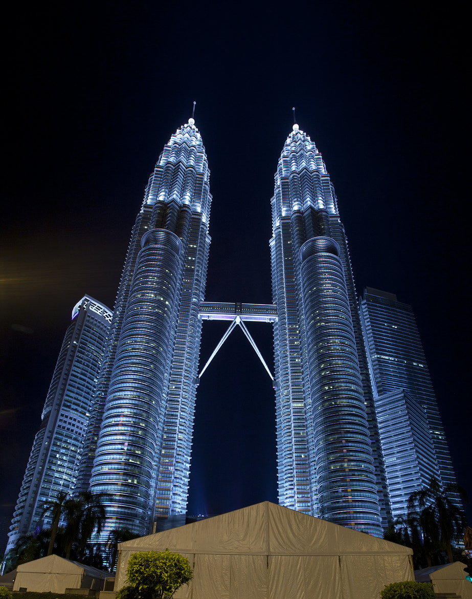 Photograph The Twin Tower by Afif Farisi on 500px