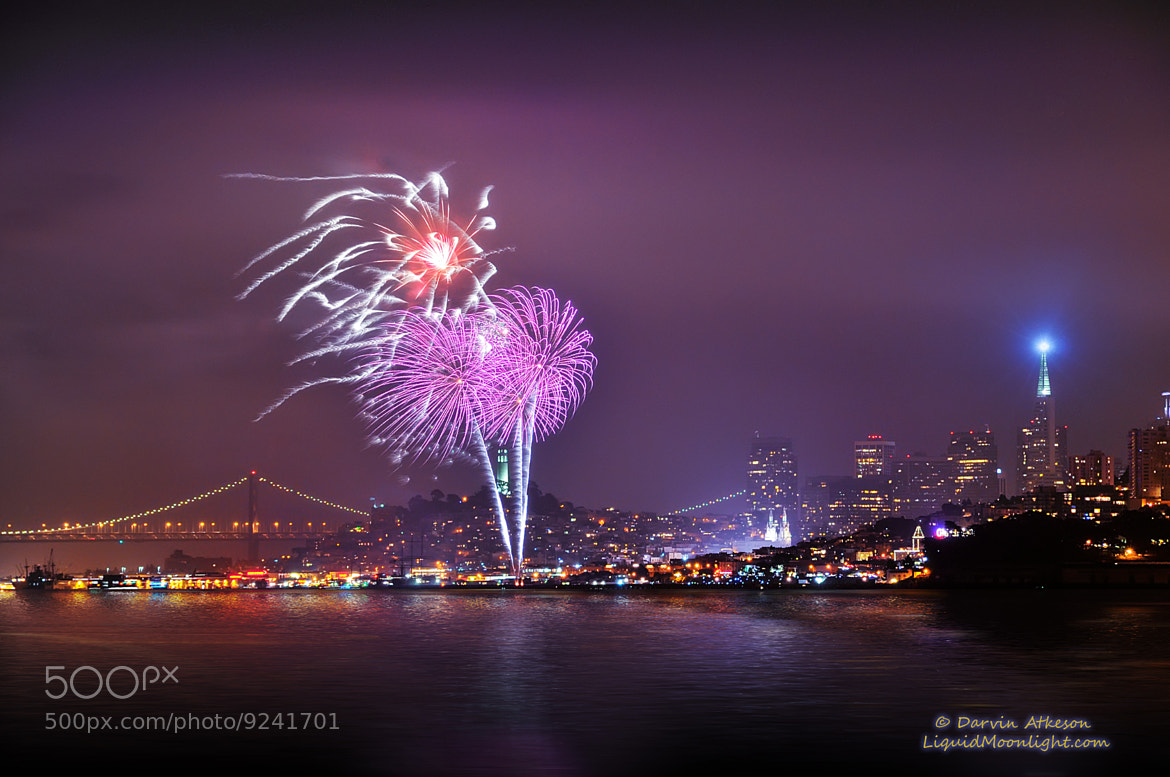 Photograph San Francisco - 4th of July 2012  by Darvin Atkeson on 500px