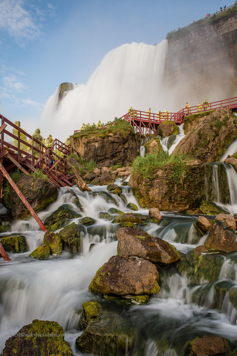 Photograph American Falls by Vaibhav Bhosale on 500px