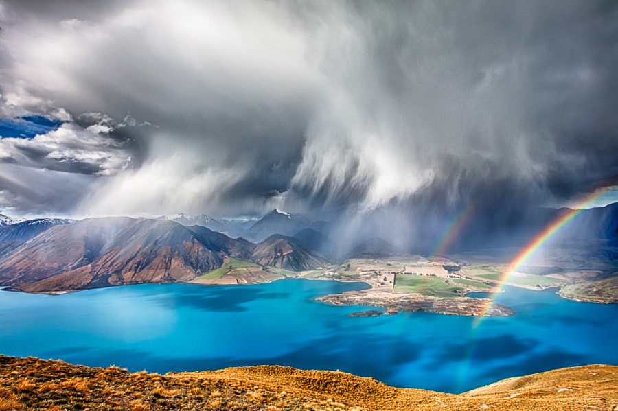 Photograph Behind the Storm by Joel  Bensing on 500px