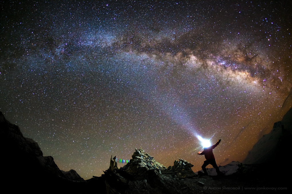 Photograph Alone with the Universe! by Anton Jankovoy on 500px