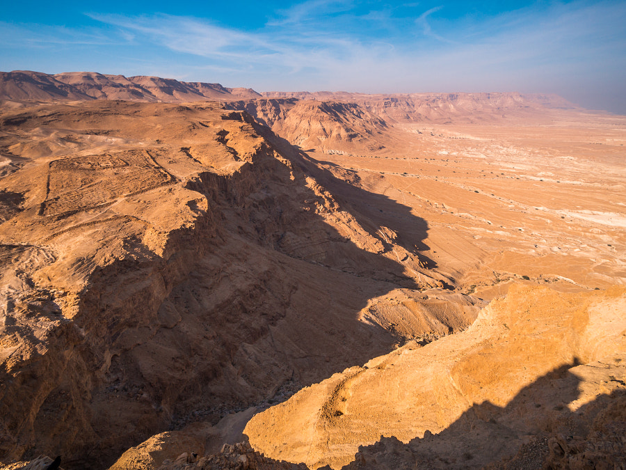 The Edge of Judaea by Noam Gordon on 500px.com
