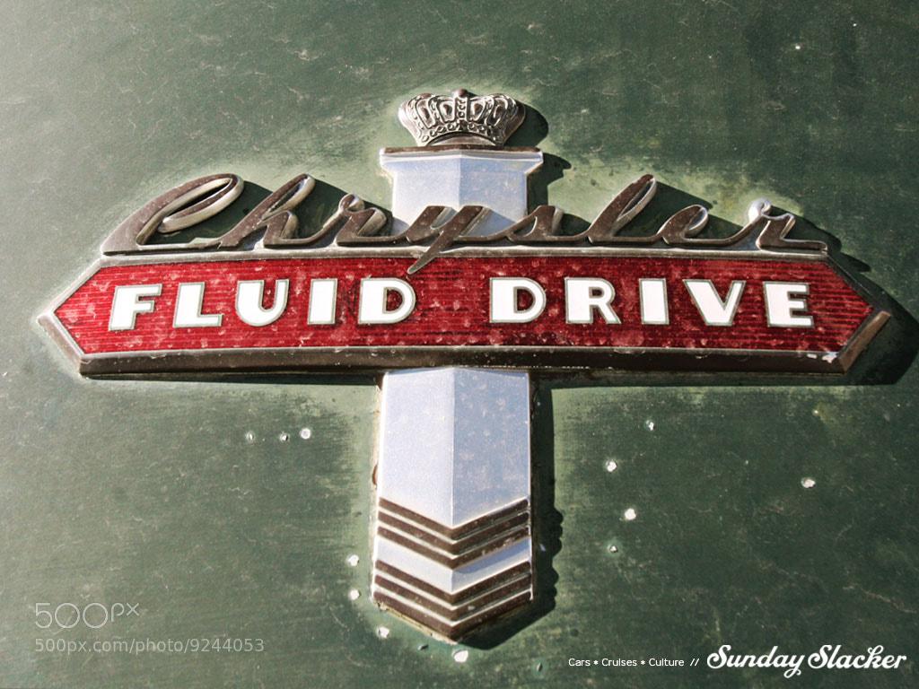 Photograph Chrysler Emblem by Gabriel Garcia on 500px