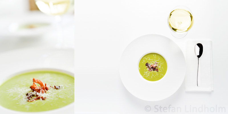 Photograph Fresh Pea Soup by Stefan Lindholm on 500px