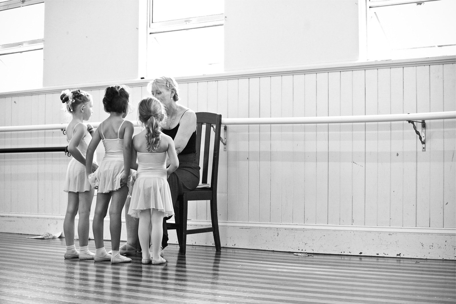Photograph Ballet School by DJ Paine on 500px