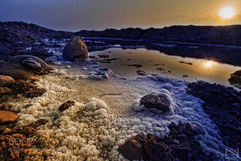 Photograph Salty Sunrise II by Noam Mymon on 500px