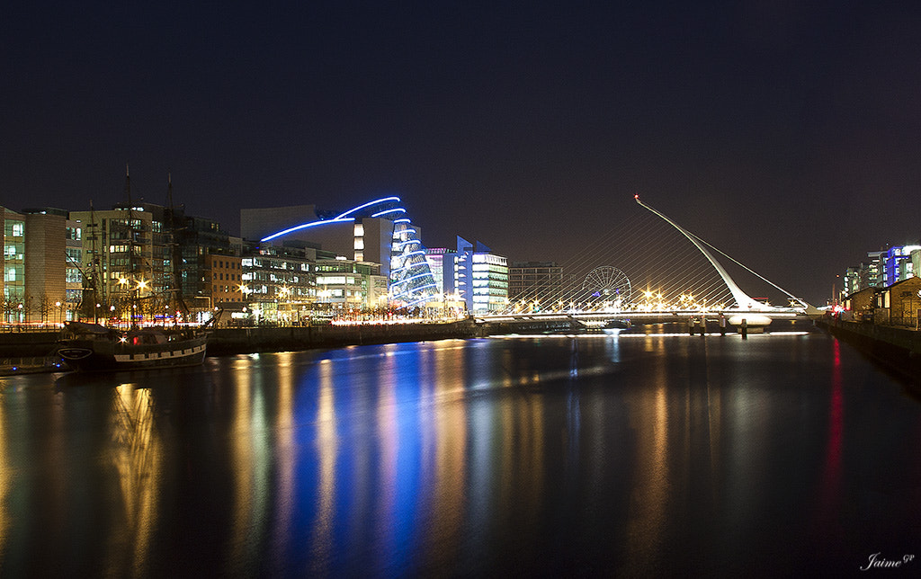 Photograph Liffey river by Jaime GP on 500px